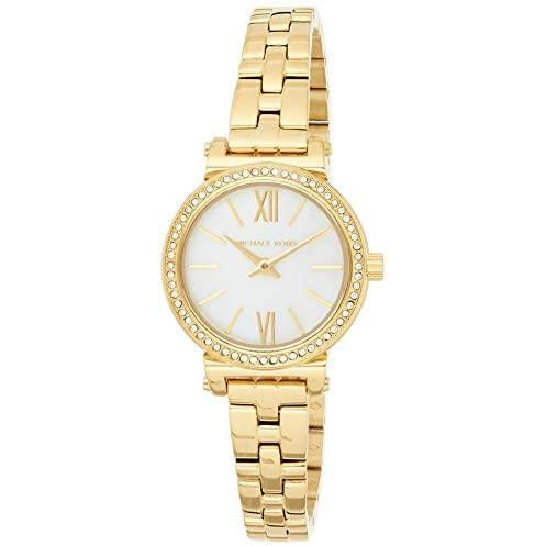 Michael Kors Women's Analogue Quartz Watch with Stainless Steel Strap MK3833