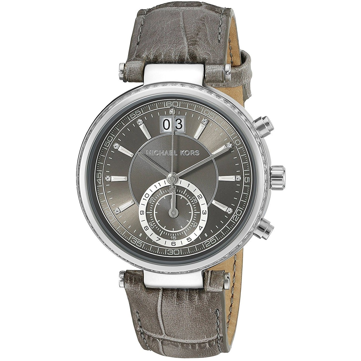 Michael Kors Women's Sawyer Grey Watch MK2432