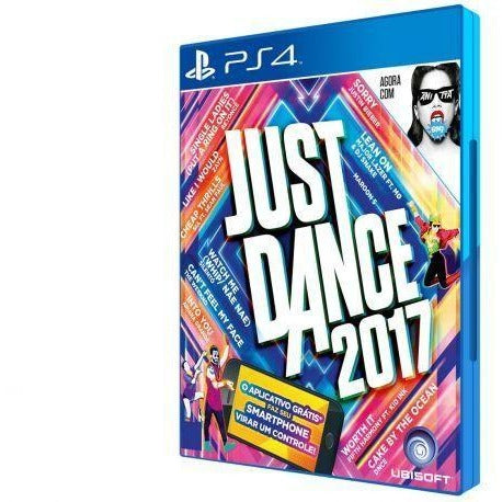 Just Dance 2017 PS4 from Ubisoft