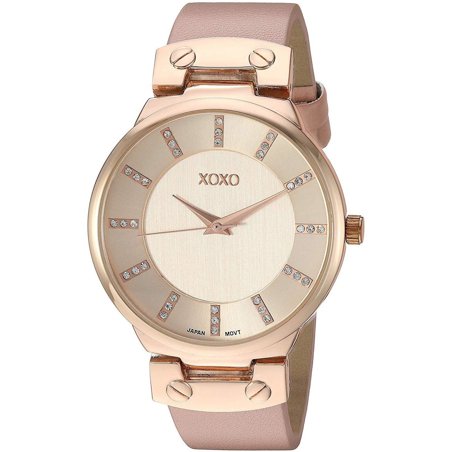 XOXO Women's Quartz Stainless Steel Watch Model XO3466