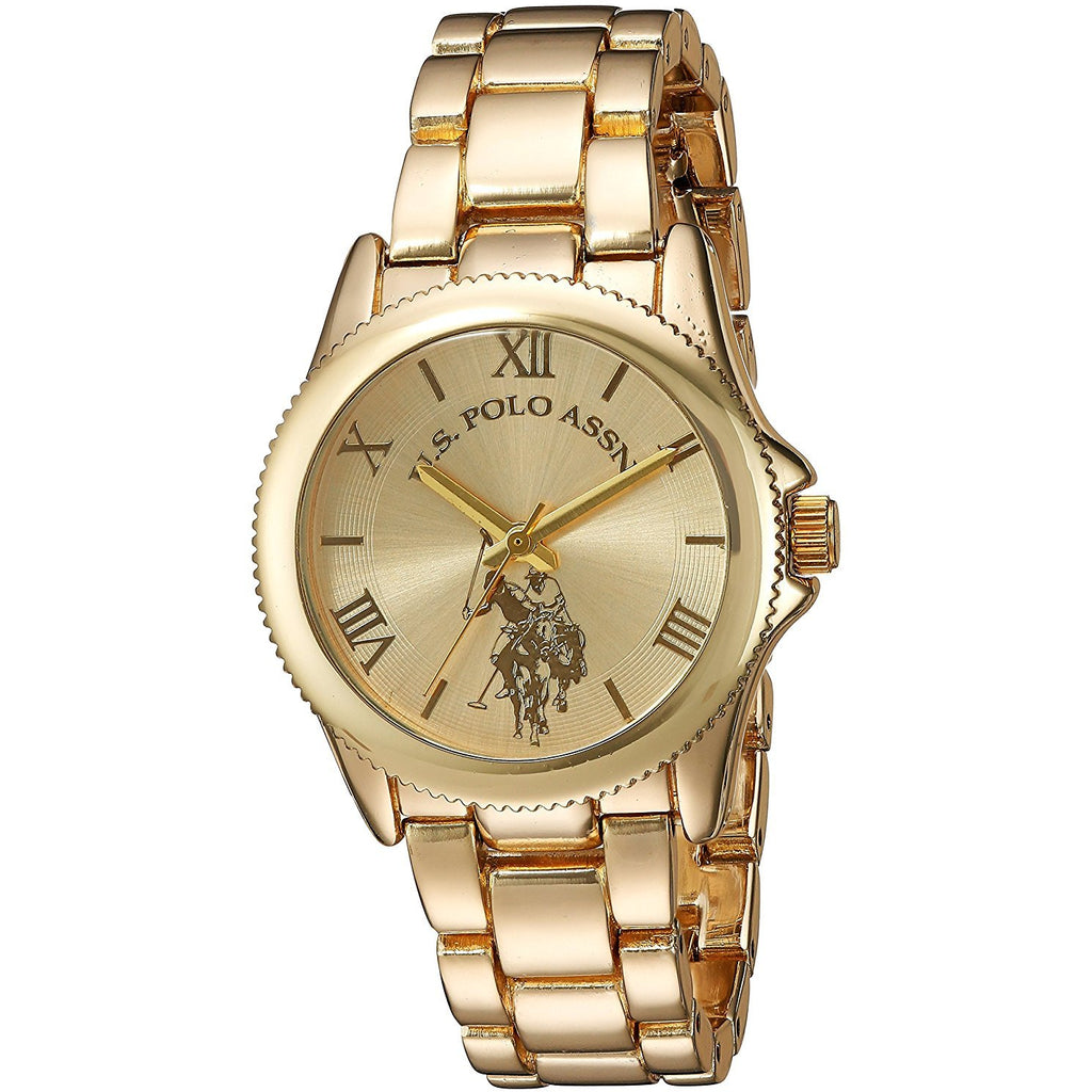 U.S. Polo Assn. Women's Quartz Metal and Alloy Casual Watch USC40043 - 3alababak