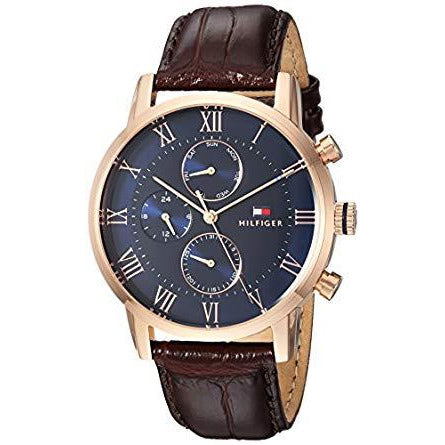 Tommy Hilfiger Men's Sophisticated Sport Stainless Steel Quartz Watch Model 1791399