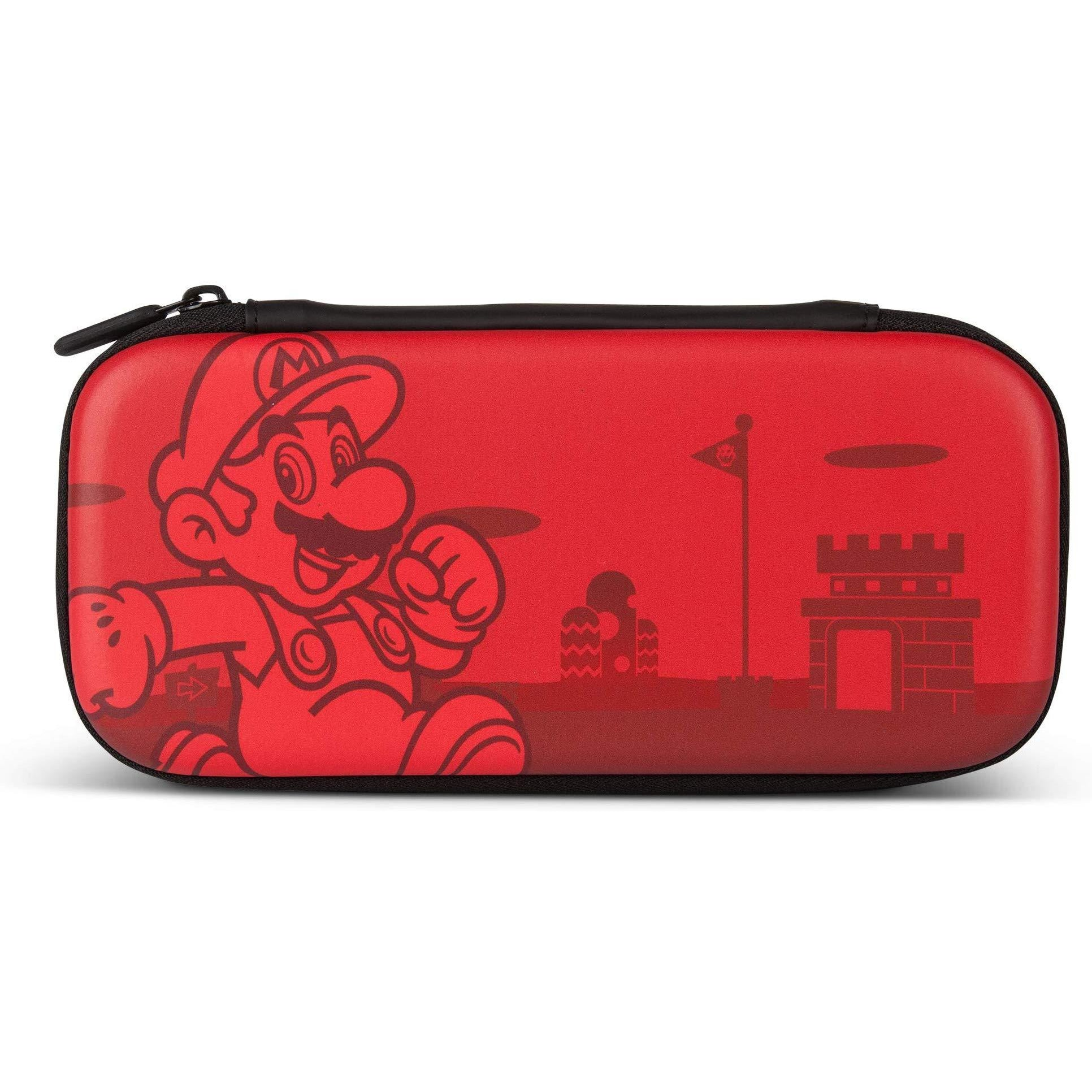Power A Stealth Case Kit for Nintendo Switch Lite - Super Mario