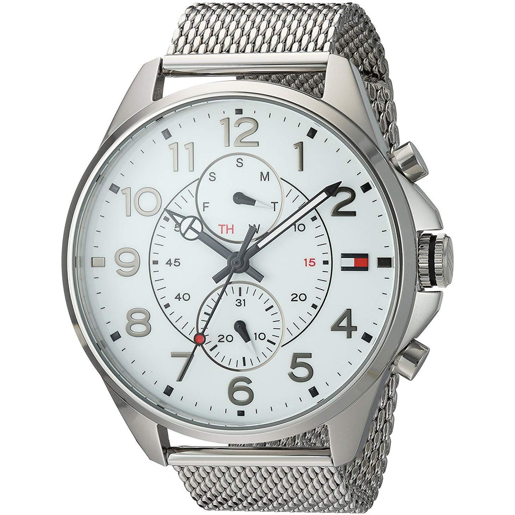Tommy Hilfiger 1791277 Men's Quartz Stainless Steel Casual Watch