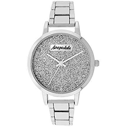 Aéropostale 18656 Women's Quartz Metal Silver Watch