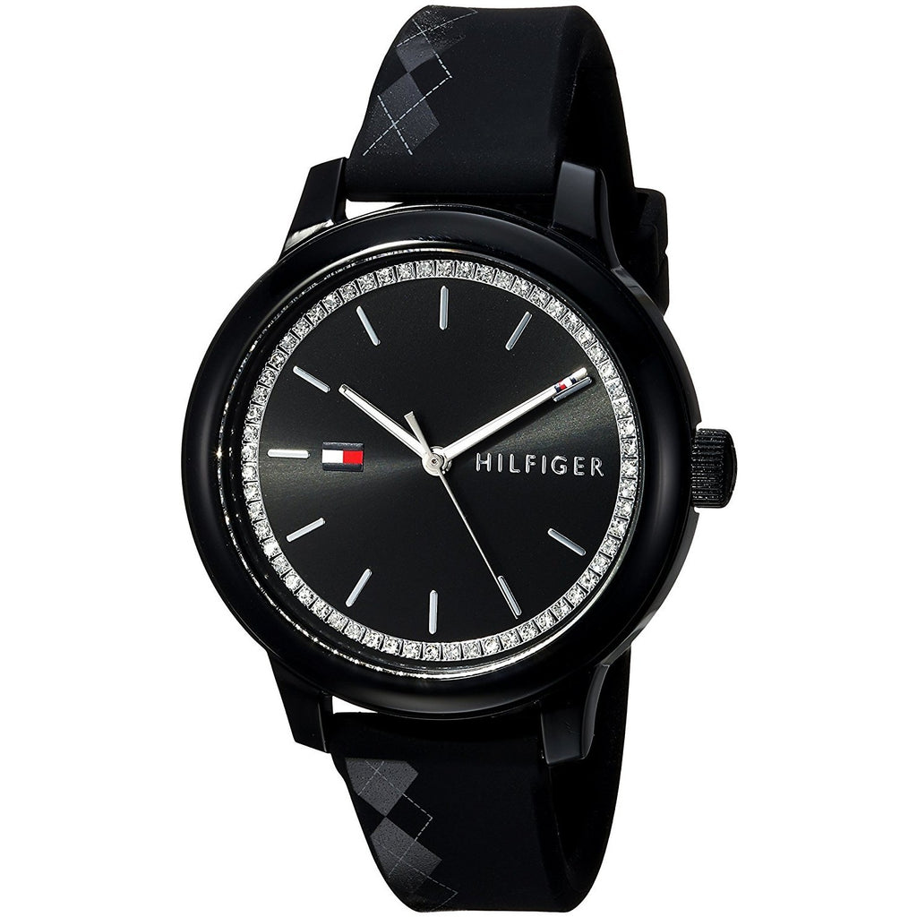 Tommy Hilfiger Women's 'EVERYDAY SPORT' Quartz Resin and Silicone Casual Watch, Model: 1781815 - 3alababak