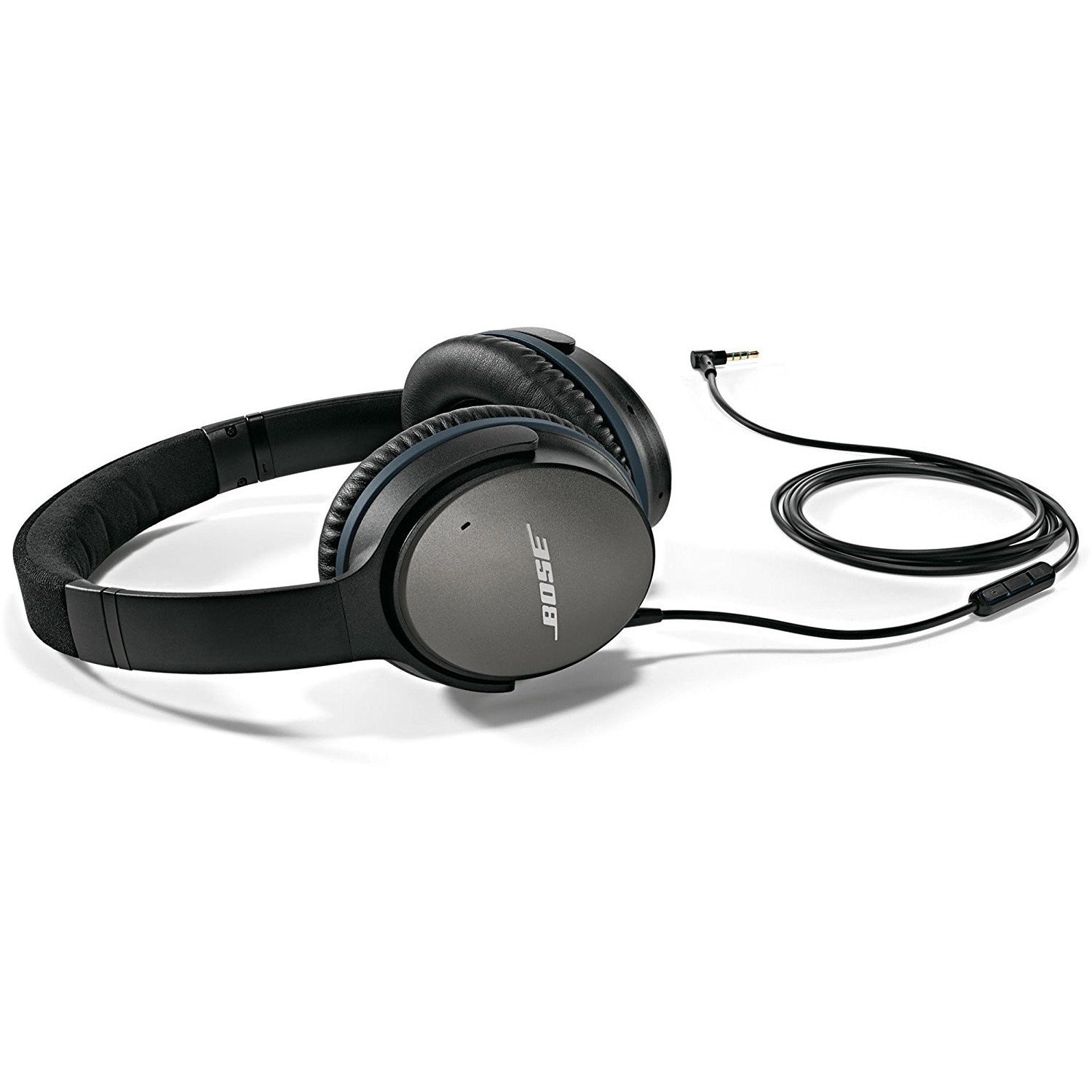 Bose QuietComfort QC25 Acoustic Noise Cancelling Headphones Black