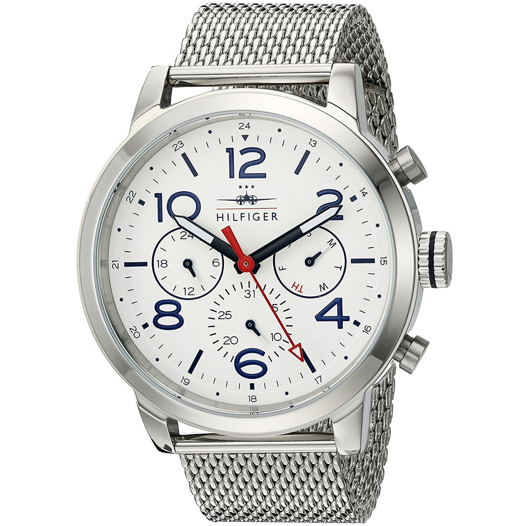 Tommy Hilfiger 1791233 Men's 'JAKE' Quartz Stainless Steel Casual Watch