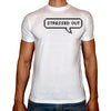 Phoenix WHITE Round Neck Printed T-Shirt Men (Twenty one pilots)