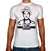 Phoenix WHITE Round Neck Printed T-Shirt Men (Bruno mars)