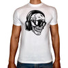Phoenix WHITE Round Neck Printed Shirt Men (Skeleton)