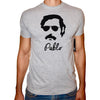 Phoenix GREY Round Neck Printed T-Shirt Men (Narcos)