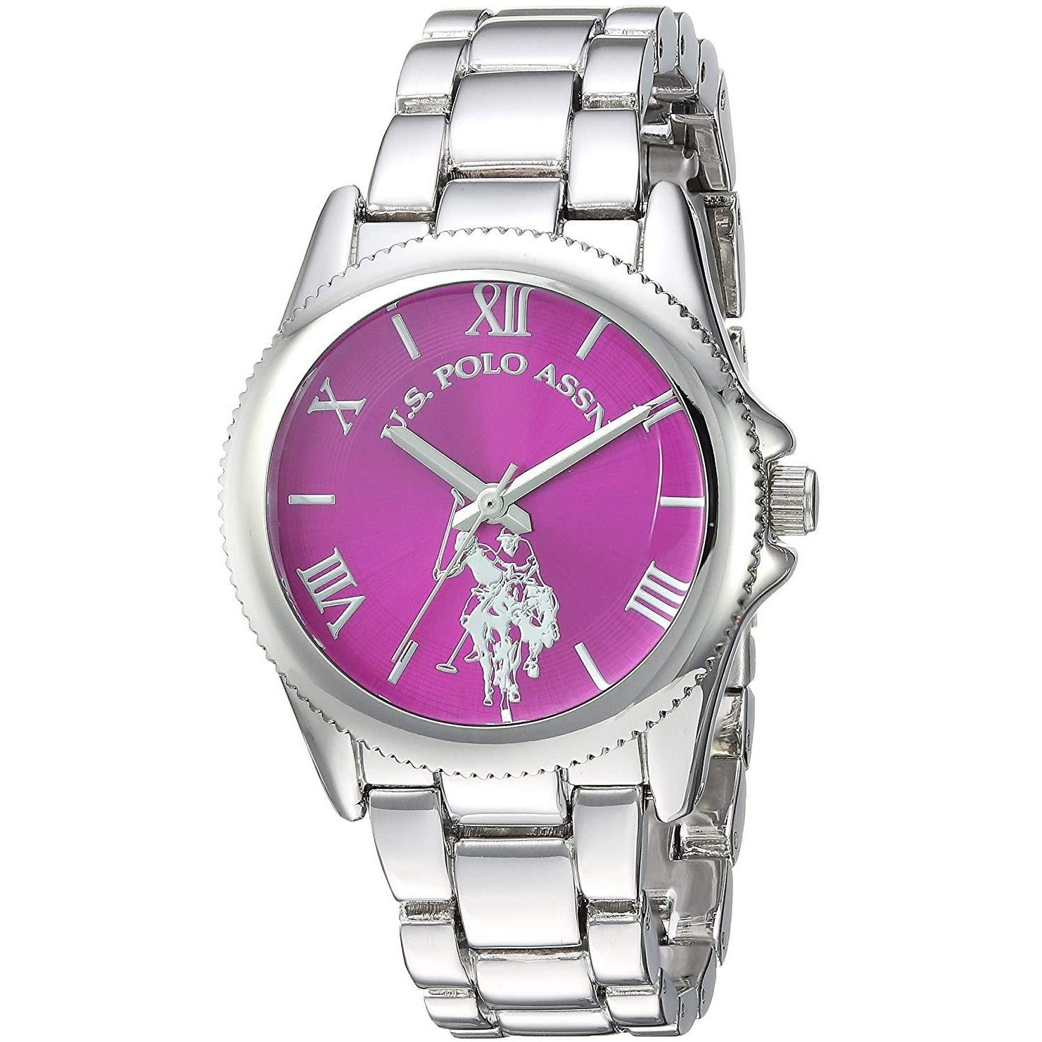 U.S. Polo Assn. USC40134 Women's Quartz Metal and Alloy Casual Watch