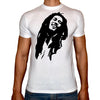 Phoenix WHITE Round Neck Printed T-Shirt Men (Bob Marly)