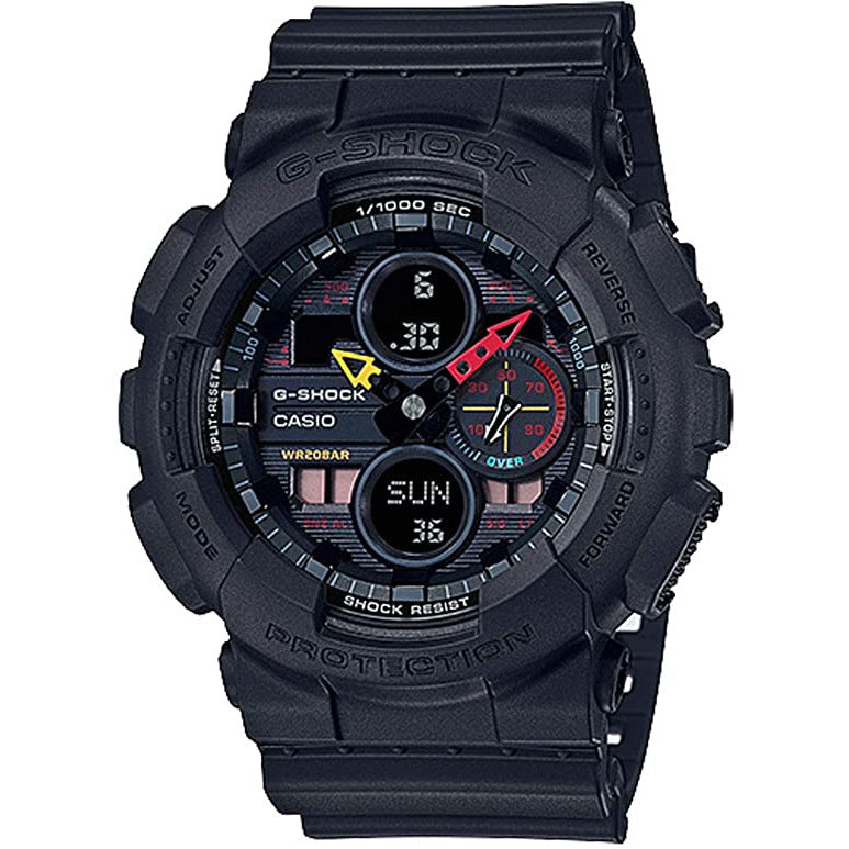 G-Shock GA140BMC-1A Black One Size