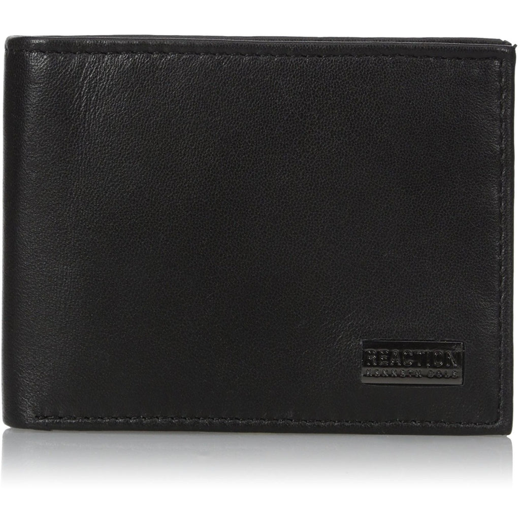 Kenneth Cole Nappa Wallet Black