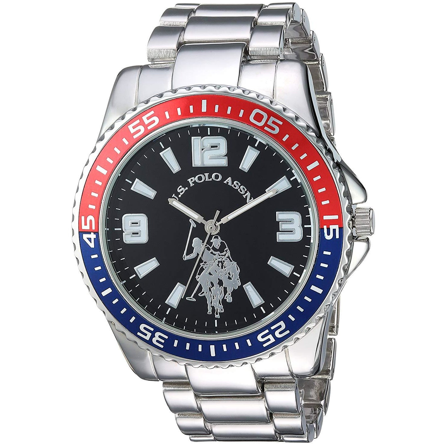 U.S. Polo Assn. USC80500 Men's Quartz Metal and Alloy Casual Watch