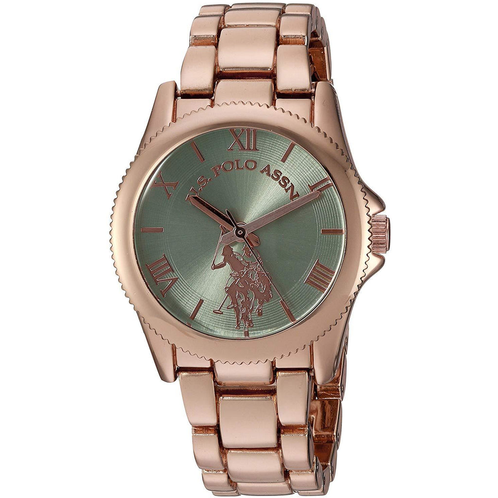 U.S. Polo Assn. Women's Quartz Metal and Alloy Casual Watch Model: USC40039