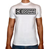 Phoenix WHITE Round Neck Printed T-Shirt Men (3 doors down)