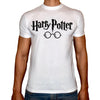 Phoenix WHITE Round Neck Printed T-Shirt Men (Harry potter)