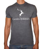 Phoenix CHARCOAL Round Neck Printed T-Shirt Men (Game of thrones)