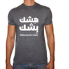 Phoenix CHARCOAL Round Neck Printed T-Shirt Men(heshk beshk)