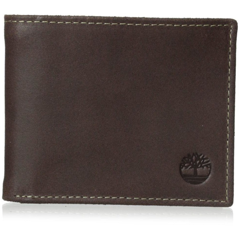 Timberland Delta Wallet for Men D65218 - Brown