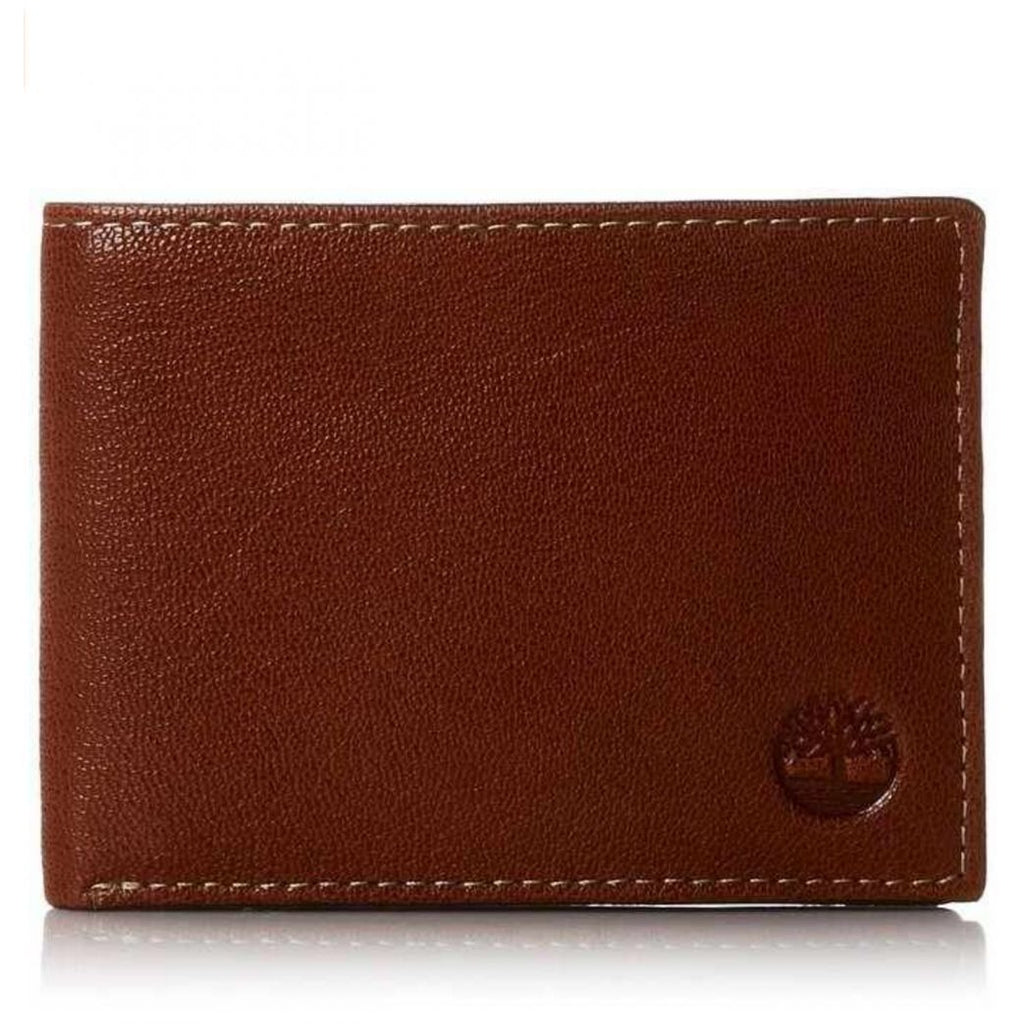 Timberland Mens Cavalieri Passcase, Brown, One Size - 3alababak