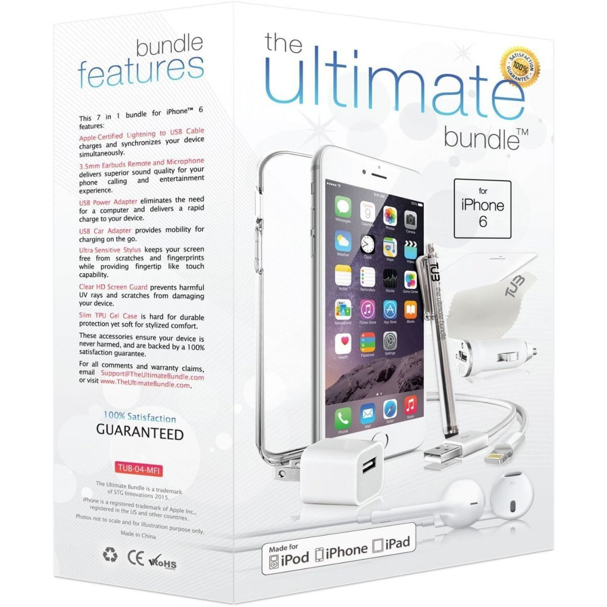 The Ultimate bundle for iphone 6