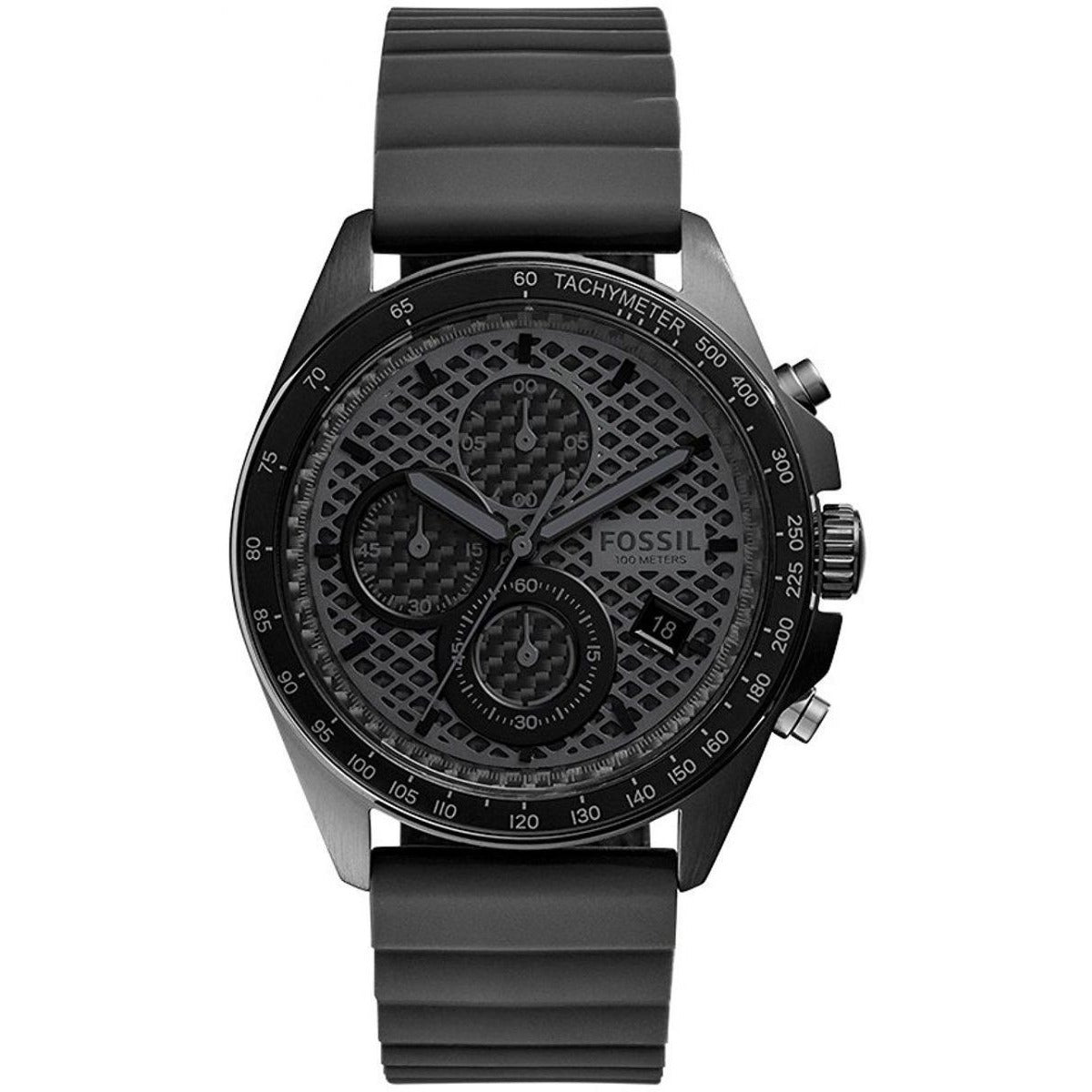 Fossil Casual Watch For Men Analog Silicone - CH3080