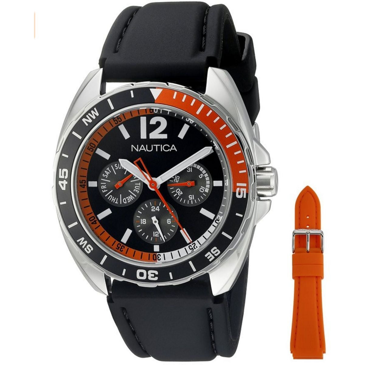 Nautica NAD11520G For Men- Analog Casual Watch