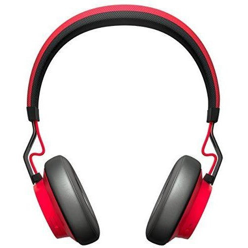 Jabra MOVE Wireless Bluetooth Stereo Headset Red