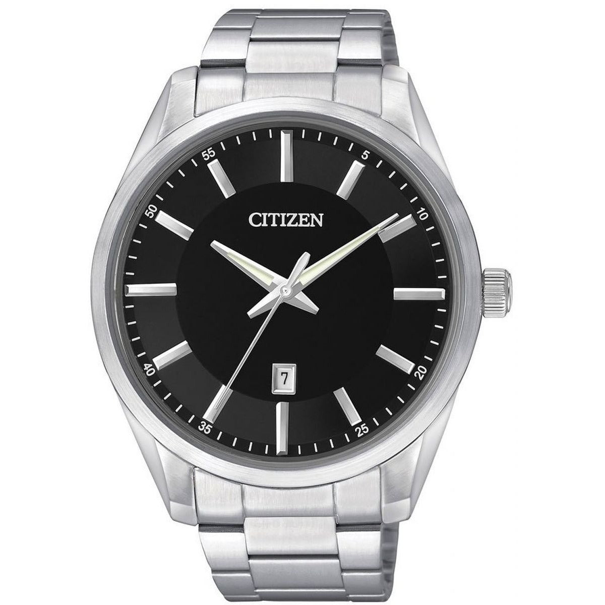 Citizen BI1030-53E Men's Black Dial Watch