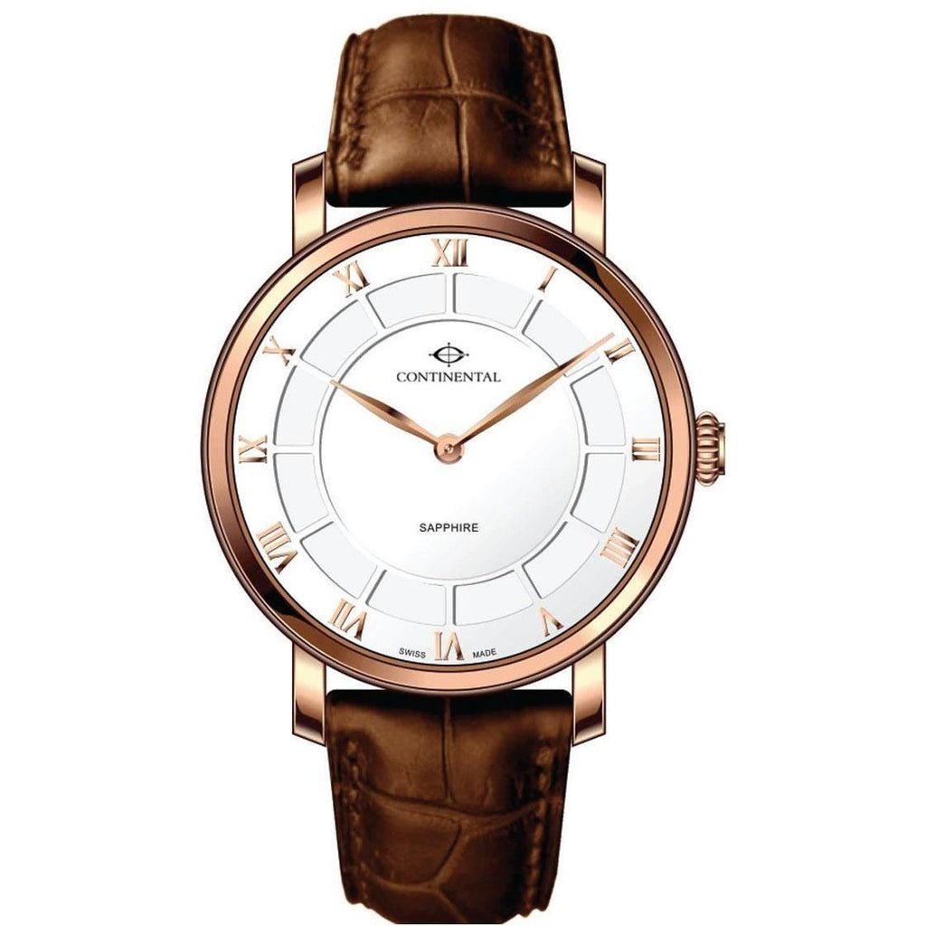Continental Casual Watch For Women Analog Leather - 14202-LT556710