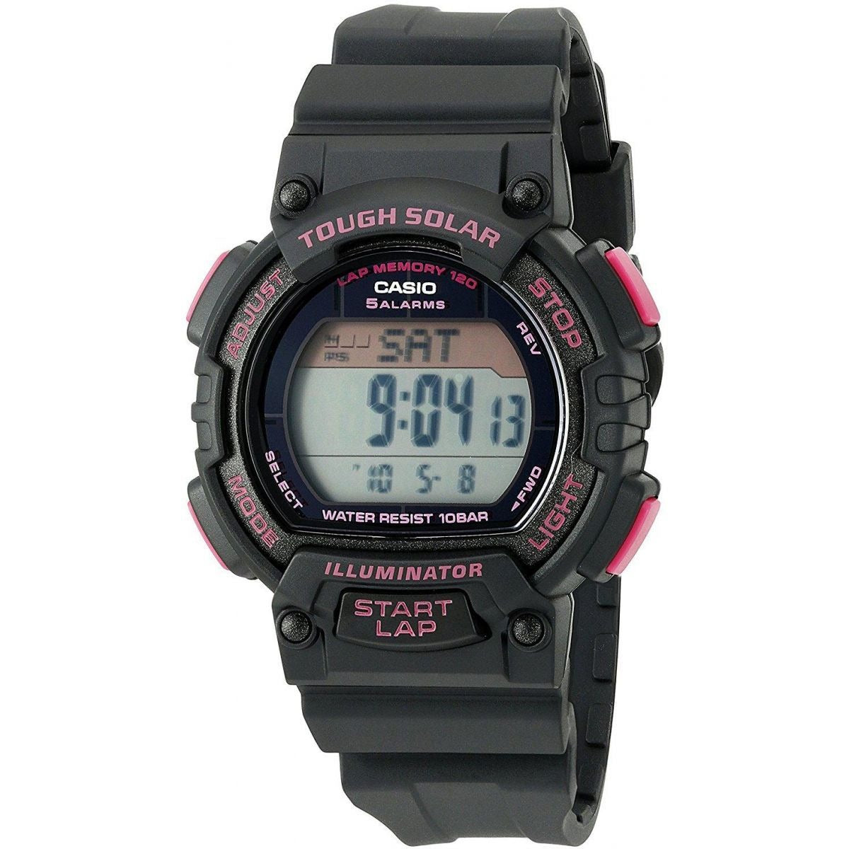 Casio Sport Watch For Unisex Digital Resin - STL-S300H-1C