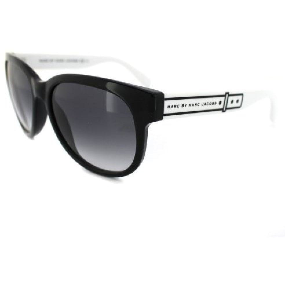 Marc Jacobs Sunglasses MMJ 325 /S OVFJJ Acetate Black - White Gradient Grey