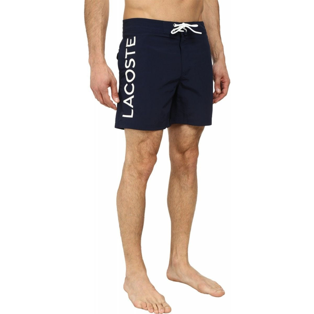 Lacoste Blue Swim Short For Men