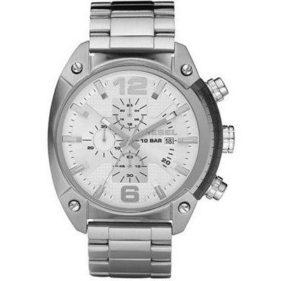 Diesel Stainless Steel Chronograph Watch DZ4203 - 3alababak