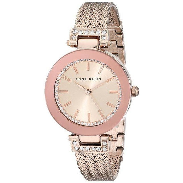 Anne Klien Dress Watch For Women Analog Stainless Steel