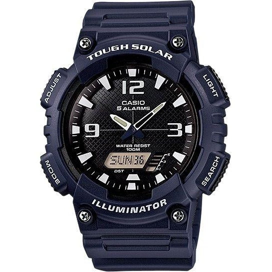 Casio AQ-S810W-2A2 For Men- Analog Casual Watch