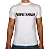 Phoenix WHITE Round Neck Printed T-Shirt Men(nefsi anam)