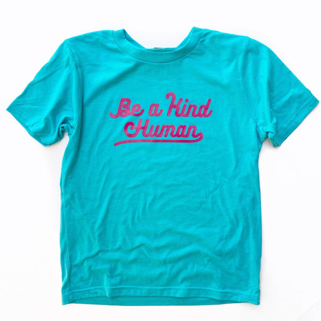 BE A KIND HUMAN, Youth T-Shirt