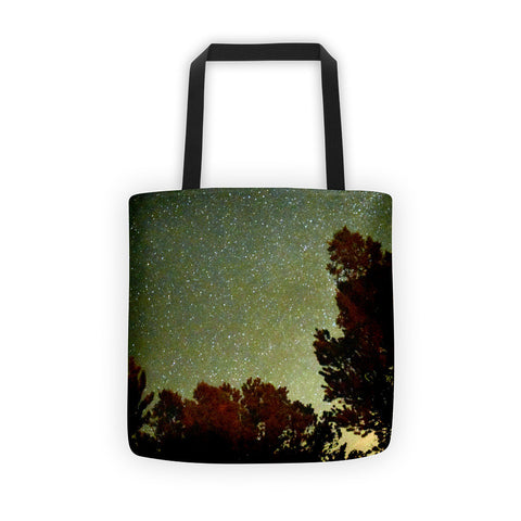 Colorado Sky Tote bag