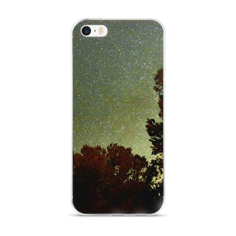 Under the Colorado Sky iPhone 5/5s/Se, 6/6s, 6/6s Plus Case
