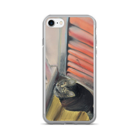 Susi Cat Painting iPhone 7/7 Plus Case
