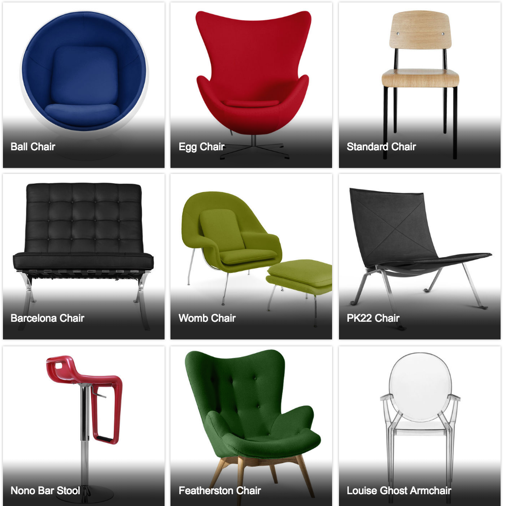 quiz how well do you know the history of modern classic chairs