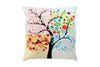 Space & Shape Four Seasons Tree Cushion -  - Cushion - JHS - Space & Shape - 1
