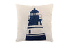 Space & Shape Lighthouse Cushion -  - Cushion - JHS - Space & Shape - 1