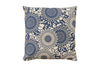 Space & Shape Rounded Flowers Cushion -  - Cushion - JHS - Space & Shape - 1
