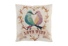 Space & Shape Love Birds Cushion -  - Cushion - JHS - Space & Shape - 1